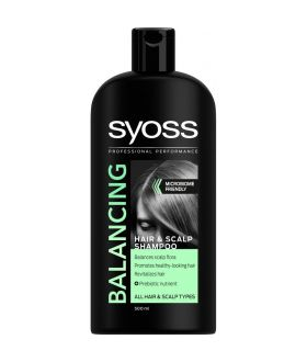 SYOSS SZAMPON BALANCING 440ml
