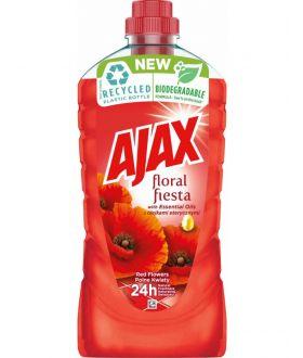 AJAX 1L POLNE KWIATY FF [CZERWONY] x12 PM £1.69