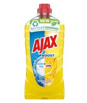 AJAX 1L SODA CYTRYNA PŁYN x12 PM £1.69