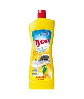 TYTAN Mleczko do czyszczenia cytrynka 900g x12 PM £1.89