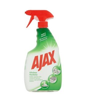 AJAX 750ML SPRAY KUCHNIA x12 PM £2.69 (7489)