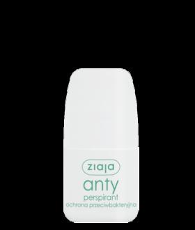 ZIAJA Anti-bacterial anti-perspirant 60ml roll-on