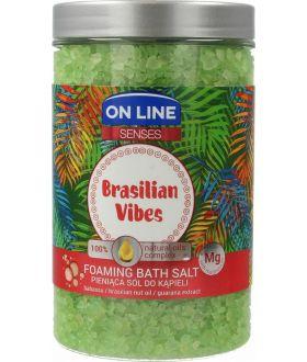 ON-LINE SOL 480G SENSE.BRASILIAN VIBES