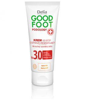 DELIA G.FOOT PODOLOGY 3,0 Cream nourishing and regenerating
