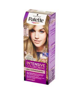 PALETTE Farba N7 / 8-0 Jasny blond