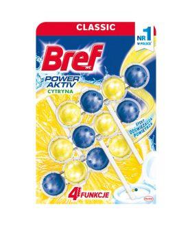 BREF POWER ACTIVE A 3 LEMON 3X50G x9 £3.79 PM