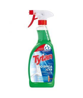 TYTAN Płyn do mycia szyb nanotechnologia spray 750ml x8 PM £1.89 (1202)
