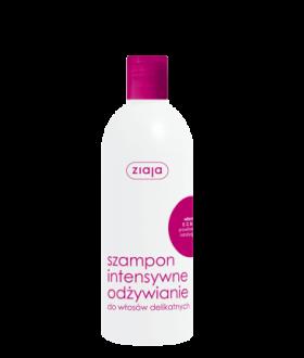 ZIAJA shampoo intensive vitamin nutrition
