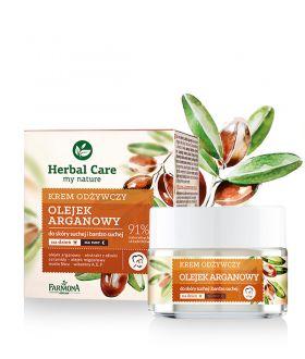 FARMONA HERBAL CARE N Cream Ol.ARGAN. face to face day / night 50ml