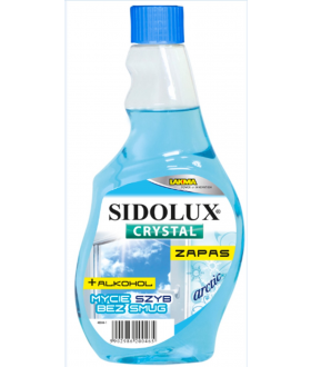SIDOLUX CRYSTAL window cleaner arctic REFILL 500ML