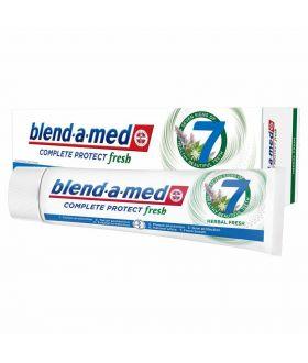 BLENDAMED 7 COMPLETE HERBAL 120ML x 6 pcs