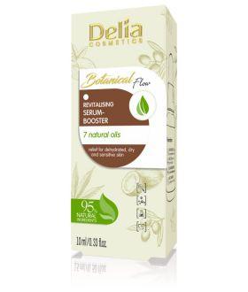 DELIA BOTANICAL Serum Rewitalizujace 7 olekow naturalnych