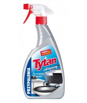 TYTAN Płyn do usuwania przypaleń spray 500g x12 PM £2.09 (2604)