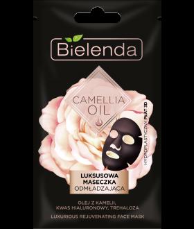 BIELENDA CAMELLIA OIL Face mask in pay 1pc