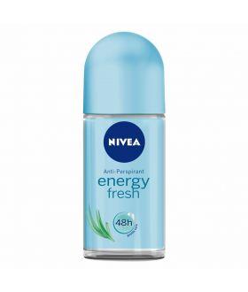 NIVEA WOMEN roll on 50ml FRESH ENERGY