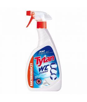 TYTAN Płyn do mycia WC spray 500g x12 PM £1.89 (8805)