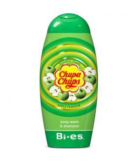 BI-ES Chupa Chups żel 2w1 250ml Apple