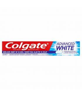 COLGATE advanced white 125ml x 12 pcs