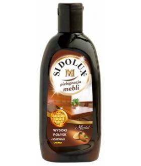 SIDOLUX M furniture care emulsion - almond