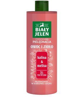 B.JELEN 400ML ŻEL P/P OWOC/ZIOŁ/KALINA