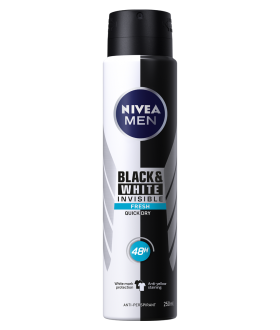 Nivea MEN Deo Black & White Invisable FRESH