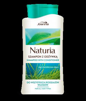 JOANNA NATURIA - champagne 2in1 with algae plague. 500 ml all hair