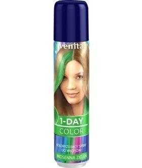 Venita 1-DAY COLOR spray 03 Wiosenna Zie