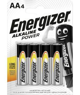 BATER ENER ALK POWER AA LR6 A4 4szt