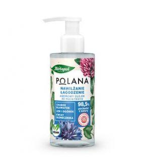 POLANA Olejek d/mycia twarzy kremowy 150ml nawilż-łagodz