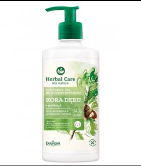 FARMONA HERBAL CARE Gel for hig.int. oak bark 330ml