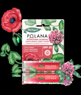 POLANA Pomadka int.ochrona SPF 20 4,7g