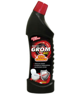 Bacti GROM Extra Strong WC cleaner