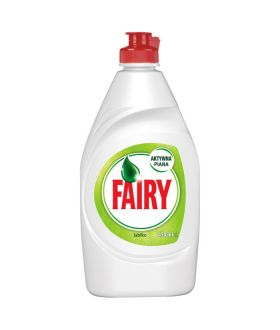 Fairy washing up liquid 450ml APPLE x21 PM £1.39