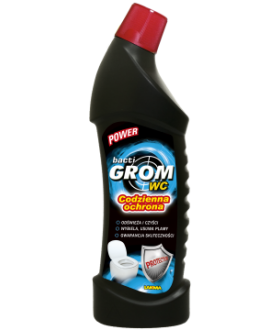 Bacti GROM Power WC cleaner