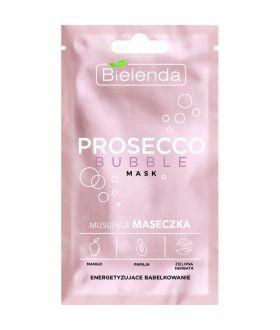 BIELENDA Maseczka PROSECCO bubble mask - musujaca 1szt (box 12szt)