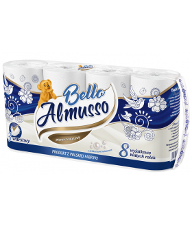 ALMUSSO BELLO A 8 3V PAP.TOALETOWY /5/
