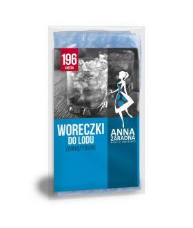 ANNA Woreczki do lodu 196 kulek x100 PM £0.49