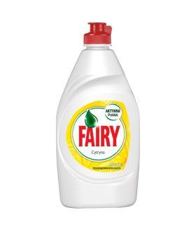 Fairy washing up liquid 450ml LEMON x21 PM £1.39