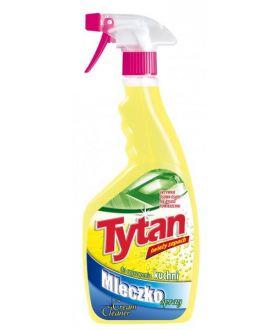 TYTAN Mleczko do czyszczenia kuchni spray 500g x12 PM £2.09 (5206)