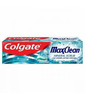 COLGATE 100ml pasta MAX CLEAN MINERAL SCRUB x12