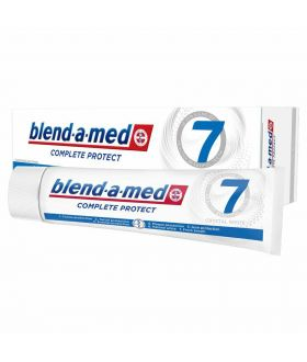 BLENDAMED 7COMPL CRYSTAL WHITE 100ML x6pcs