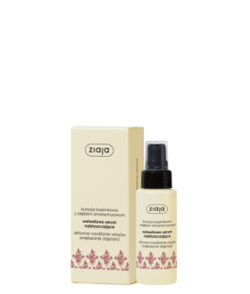 ZIAJA CASHMERE Serum Rinse aid for hair. 50ml