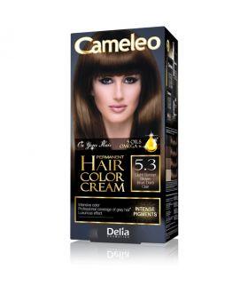 DELIA OMEGA Farba 5.3 LIGHT GOLDEN BROWN