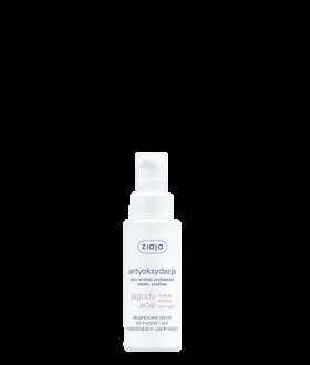 ZIAJA ACAI BERRIES facial serum smoothing / 50ml