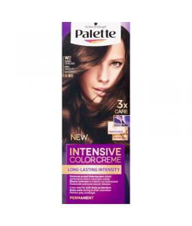 PALETTE Farba W2 / Ciemna czekolada czerwień