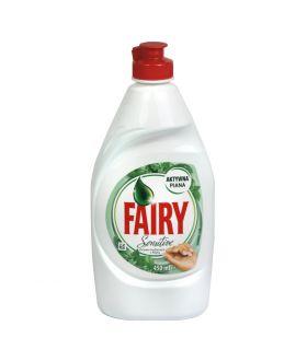 Fairy  washing  up liquid  450ml TEA TREE & MINT x21 PM £1.39