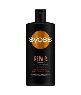 SYOSS SZAMPON 440ML REPAIR