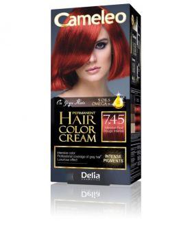 DELIA OMEGA Farba 7.45 INTENSIVE RED