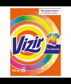 VIZIR PROSZEK 0,30KG KOLOR X 24 PCS  PM £1.49 (3351)