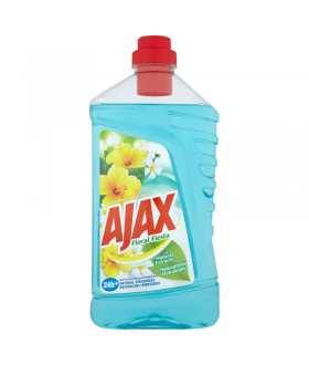 AJAX 1L KWIATY LAGUNY FLORAL FIESTA [NIEBIESKI] x12 PM £1.69